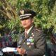 Kolonel Ruly Chandrayadi Pimpin Upacara Kemerdekaan. (FOTO: NUSANTARANEWS.CO)