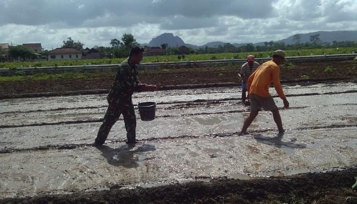 Lebih Dekat Dengan warga Binaan Melalui Pendampingan Pertanian. (FOTO: NUSANTARANEWS.CO)