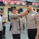 lumpuhkan teroris, polsek wonokromo, anggota polsek, naik pangkat, pangkat luar biasa, nusantaranews