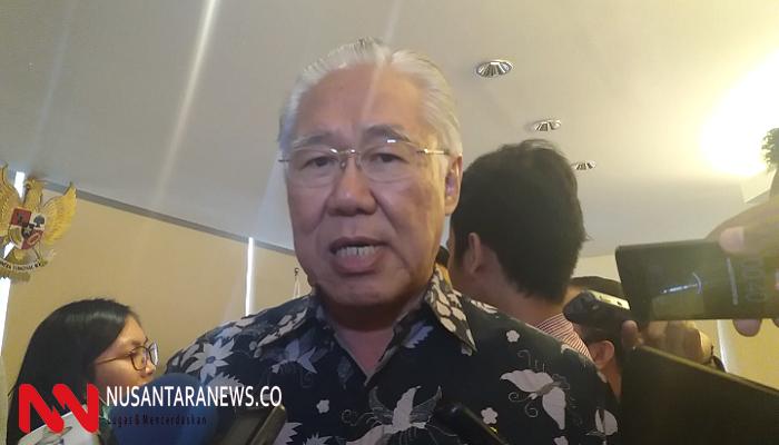 Menteri Perdagangan sekaligus Kader Partai Nasdem Enggartiasto Lukita. (Foto: NUSANTARANEWS.CO/Andika).