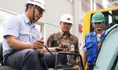 Monitoring dan Evaluasi Hasil Pelaksanaan Program Pendidikan Vokasi Industri. (FOTO: Dok. Kemenperin)