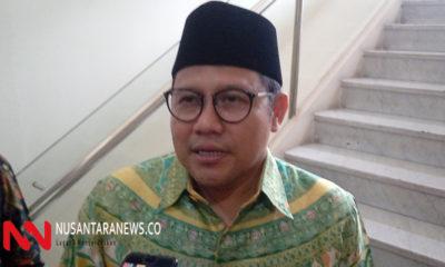 Muhaimin Iskandar atau Cak Imin. (Foto Dok. NUSANTARANEWS.CO)