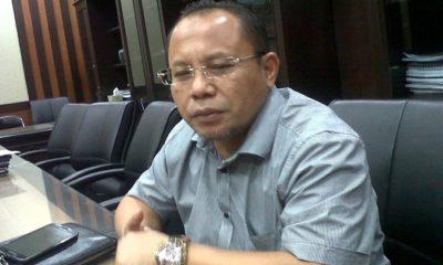 Wakil Ketua Komisi D DPRD Jatim, Artono menyetujui penambahan anggaran untuk Dishub Jatim. (Foto: Setya W/NUSANTARANEWS.CO)