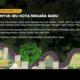 Pemindahan Ibu Kota Sensitif Digulirkan Saat Ekonomi Indonesia Lagi Berat. (Ilustrasi: @KemenPUPR)