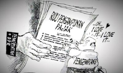 program tax amnesty, tax amnesty jilid II, pengampunan pajak, kebijakan konyol, nusantaranews