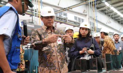 Peran SDM Kompeten Bagi Produktivitas dan Daya Saing di Bidang Industri. (FOTO: Dok. Kemenperin)