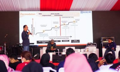 Pimpinan Bank Wilayah Provinsi Bali Apresiasi Santripreneur Lintas Agama Kemenpora.(FOTO: NUSANTARANEWS.CO)