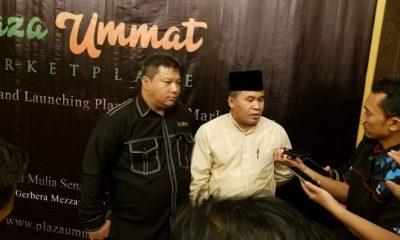 Plaza Ummat Marketplace Yang Halal 100% Dan Non Ribawi. (FOTO: NUSANTARANEWS.CO/RA)