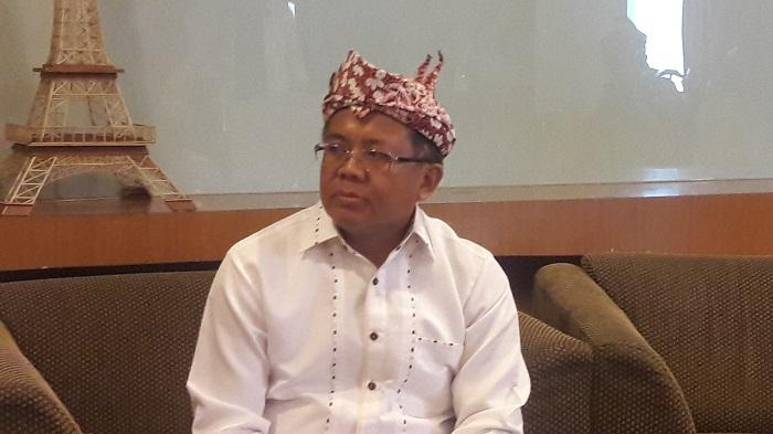 Presiden PKS Sohibul Iman tegas menyatakan diri sebagai oposisi dari pemerintahan Presiden Jokowi-Ma'ruf Amin. (FOTO: NUSANTARANEWS.CO/Setya)