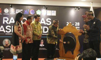 Rakornas ASPEKSINDO di Bali Kumpulkan Kepala Daerah dan Pesisir se Indonesia. (FOTO: NUSANTARANEWS.CO/Istimewa)