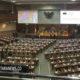 Rapat Paripurna DPR RI (Foto: NUSANTARANEWS.CO/Andika).