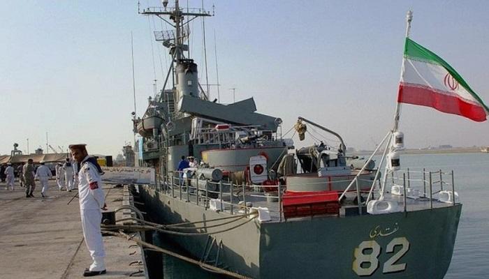 rusia dan iran, latihan angkatan laut, pesan kepada dunia, teluk persia, selat hormuz, nusantaranews
