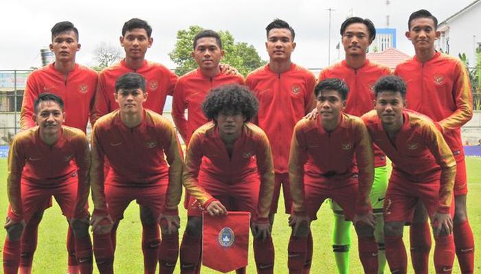 Skuad Muda U18 di Piala AFF 2019 (Foto Dok. PSSI)