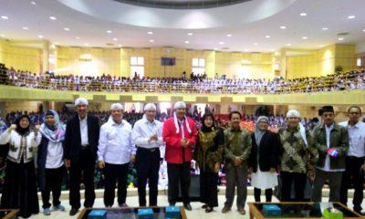 Talkshow PBAK UIN Sunan Kalijaga Angkat Tema Moderasi Beragama. (FOTO: NUSANTARANEWS.CO)