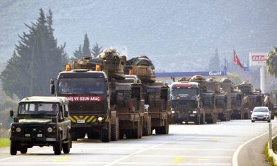 Turki kembali mengerahkan konvoi milternya