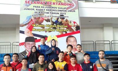 10 Atlet Binaan PPLP Kaltara Raih Juara, Ini Kata Kadispora Kaltara. (FOTO: NUSANTARANEWS.CO)