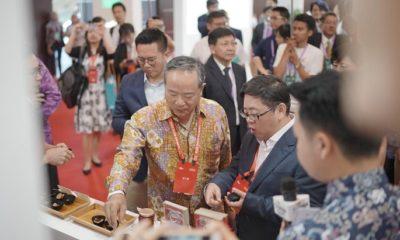 2019 Taiwan Expo Di Indonesia, Pertama Kali Digelar Di Surabaya. (FOTO: NUSANTARANEWS.CO/Setya)