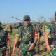 Alutsista Armed di Situbondo Ditinjau Pangdivif-1/Kostrad. (FOTO: NUSANTARANEWS.CO)