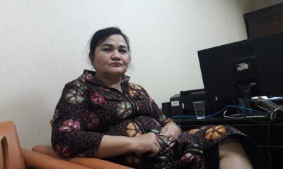 Anggota FPDIP Jatim Hari Putri Lestari Dorong Pembentukan Perda Jaminan Pesangon. (FOTO: NUSANTARANEWS.CO/Setya)
