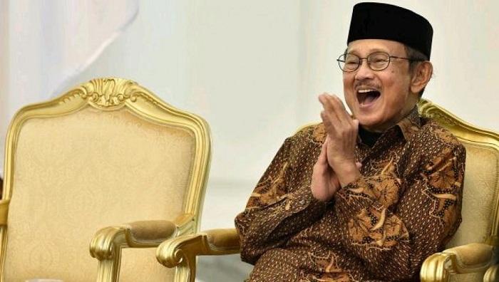 BJ Habibie Mangkat, GM: Tanah Air Telah Anda Buka ke Jalan Demokrasi. (FOTO: Istimewa)