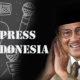 BJ Habibie dan Press Indonesia. (Ilustrasi NUSANTARANEWS.CO)