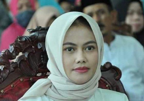 Bupati Nunukan, Asmin Laura Hafid. (FOTO: NUSANTARANEWS.CO/Eddy Santry)