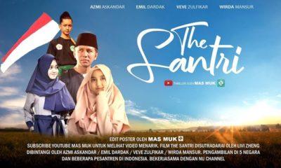 Film The Santri (Foto Istimewa)