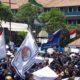 ribuan mahasiswa, 13 kampus, surabaya, tutun ke jalan, aksi demonstrasi, dprd jatim, nusantaranews