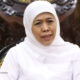 Gubernur Jawa Timur Khofifah Indar Parawansa (Foto NUSANTARANEWSCO Tri Wahyudi)