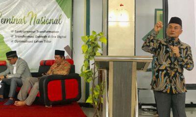 Setyo Sardjono Sampaikan Pentingnya Pengelolaan Limbah di Rapat Pleno PBNU