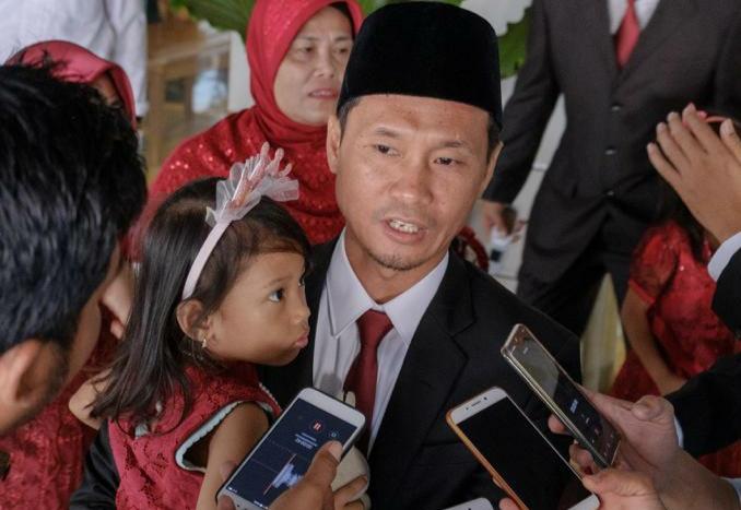 Anggota DPRD Fraksi Gerindra Provinsi Jawa Barat Dapil Karawang, Ihsanudin. (Foto Istimewa)