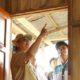 Irianto Lambrie - Realisasi BSPS 2019, 2.534 Unit Rumah Warga Sudah Direhab. (FOTO: NUSANTARANEWS.CO)