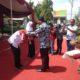Jambore Pemuda Anti Narkoba, Danyonarmed 12: Jaga Generasi Harapan Bangsa. (FOTO: NUSANTARANEWS.CO)