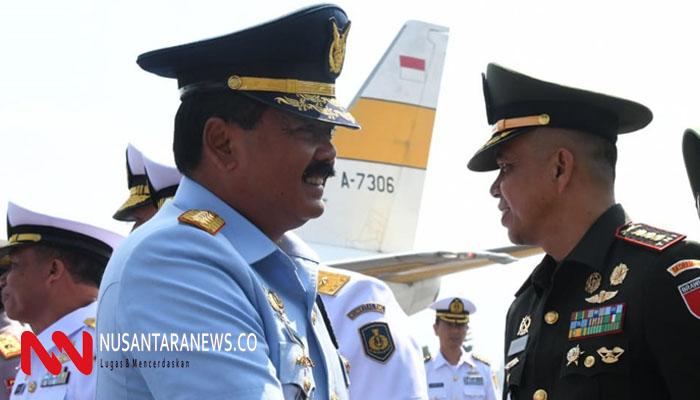 Ke Jawa Timur Panglima TNI Hadi Tjahjanto Akan Ziarah Kubur. (Foto: Pangdam Brawijaya/NUSANTARANEWS.CO)