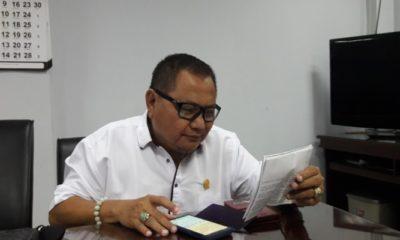 Anggota DPRD Jatim dari fraksi Partai Demokrat, Kuswanto. (Foto: Setya W/NUSANTARANEWS.CO)