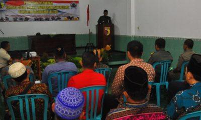 Komunikasi Sosial Penangkal Radikalisme dan Sparatisme di Wilayah Blitar. (FOTO: NUSANTARANEWS.CO/Gun)