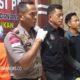 Mengaku Yatim Piatu Sejak SMA Mahasiswi Pengedar Sabu Diringkus Oleh Polres Nunukan. (Foto: NUSANTARANEWS.CO/Eddy Santri)
