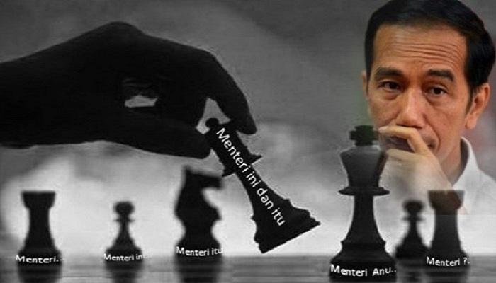 prerogatif presiden, mengangat menteri, menyusun, menteri, kementerian, nusantaranews