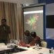 Pendiri sekaligus analis Drone Emprit Ismail Fahmi Menjelaskan Bagaimana Pola Kerja Akun-akun Penyerang KPK Terkait Isu Taliban di Medsos. (Foto: Romadhon/NUSANTARANEWS.CO)