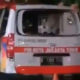 Polisi Klarifikasi Soal Tuduhan Ambulans Berisi Batu dan Bensin. (Foto Istimewa)