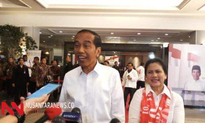Presiden Jokowi Diminta Tidak Diam Soal Rencana Revisi UU KPK. (Foto: NUSANTARANEWS.CO/Romadhon)