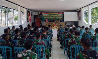Purnawirawan TNI-Polri di Pacitan Diminta untuk Perkuat Pesatuan dan Kesatuan