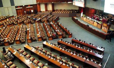 Kesepakatan DPR dalam Rapat Peripurna - RKUHP Diwariskan Kepada Anggota Dewan Periode 2019-2024. (FOTO: Detikcom)
