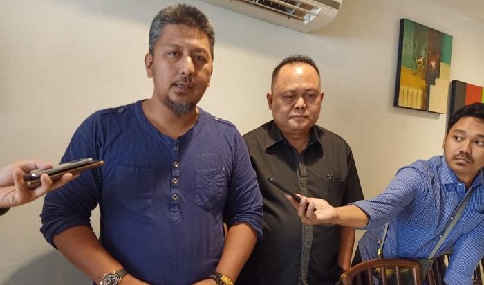 Sekretaris DPD Demokrat Jatim Renville Antonio. (FOTO: Desi Panca Indra)