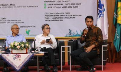 Seminar Nasional Kemaritiman PKLH UNJ Dinilai akan Membuka Cakrawala Pemuda. (FOTO: Istimewa/iy)