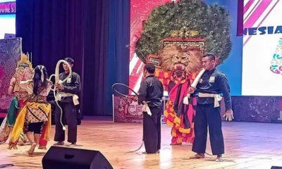 seni budaya ponorogo, go internasional, kujungi azerbaijaan, nusantaranews