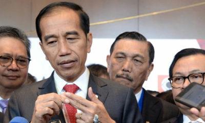 Presiden Jokowi. (Foto Dok. Sekpres)