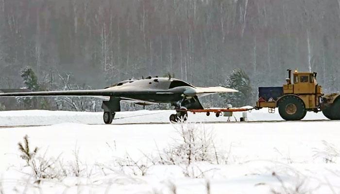 Sukhoi Su-70 Hunter