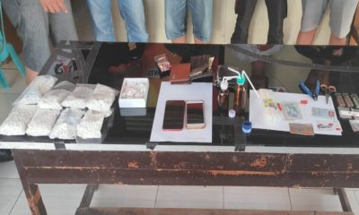 Terlibat Narkoba, Tiga Warga Tulungagung Diringkus Polisi Ponorogo