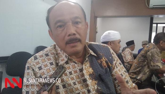 Wakil Dewan Pembina PN MPPI Marsekal TNI Imam Sufaat (Foto Romandhon).